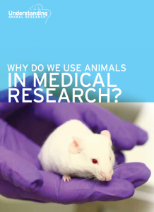 Abnormal Toxicity Testing at Wickham Laboratories. Understanding Animal Research Flyer