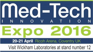 Med-Tech 2016 - Wickham Laboratories