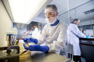 Wickham Laboratories - Bioburden Determination