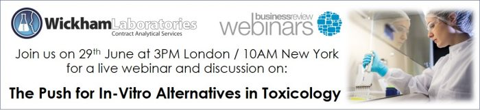 In vitro webinar - Wickham Laboratories